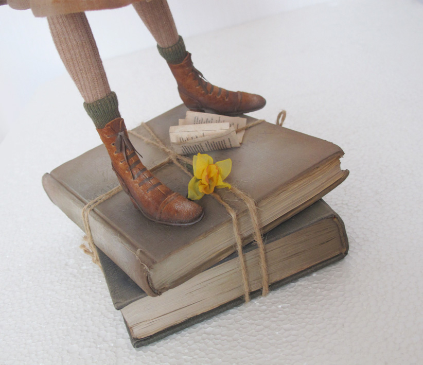 Zoe student - by Anna Zueva
