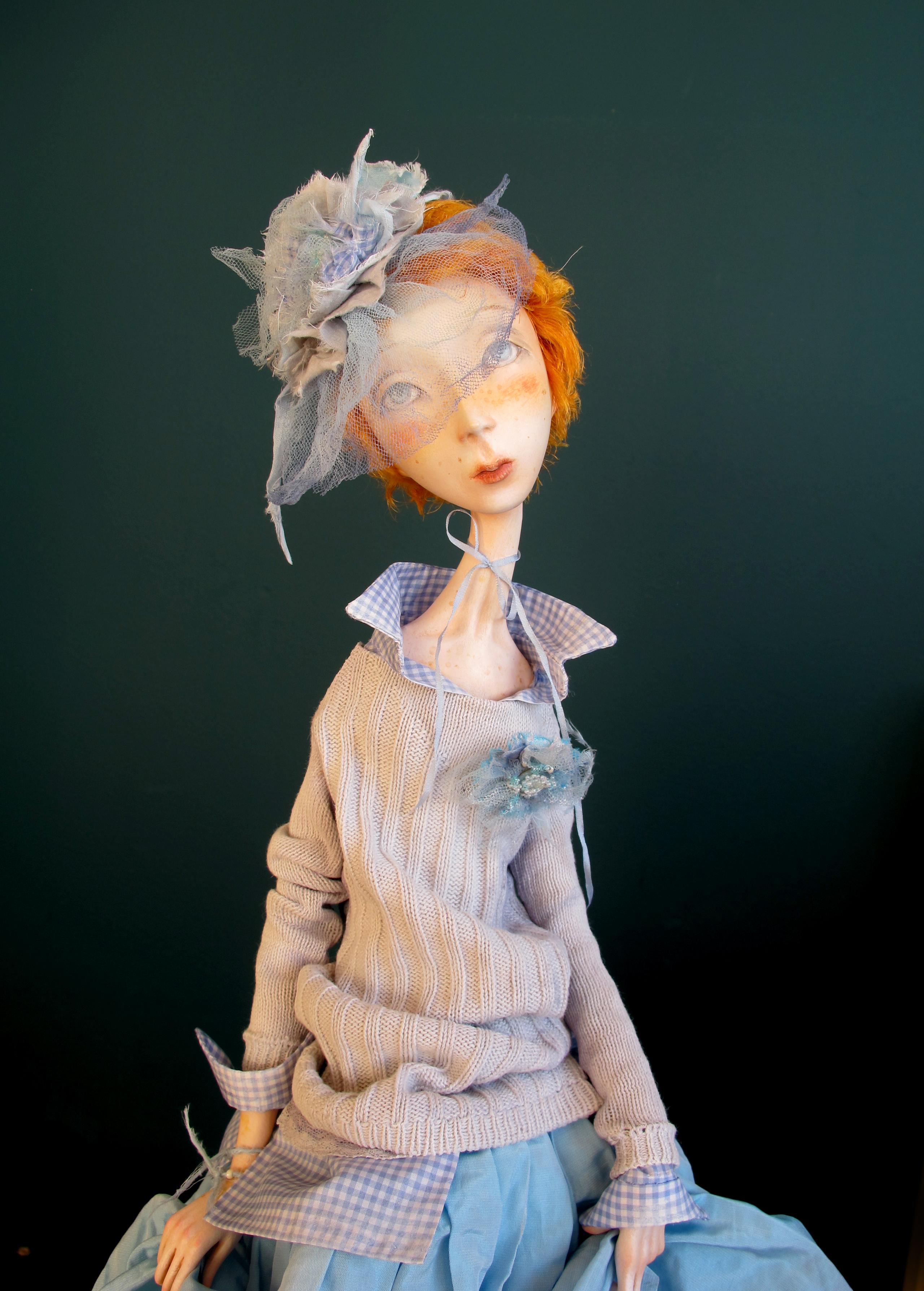 Cousin Zeena - by Anna Zueva