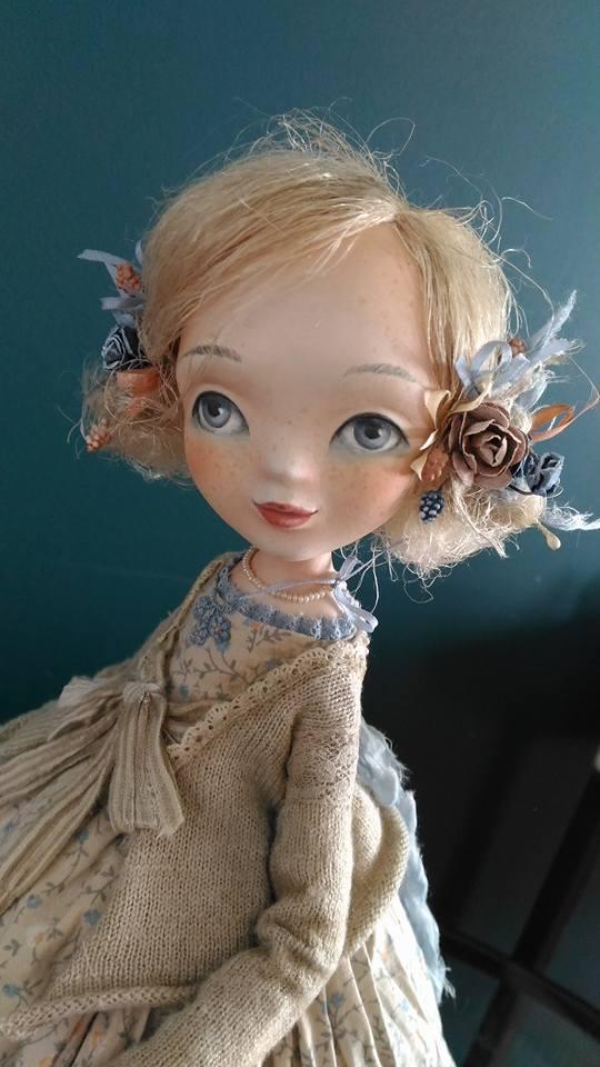 Ma Petite - by Anna Zueva