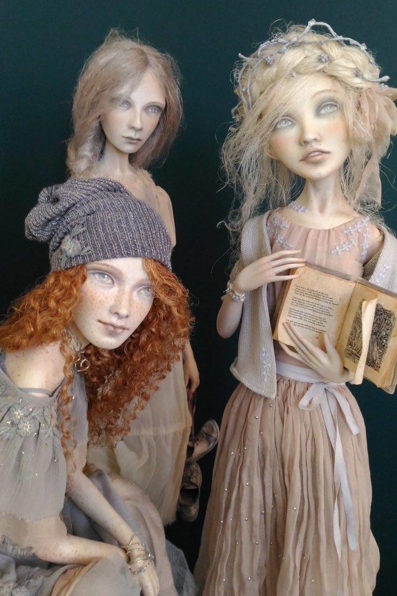 Early Frosts: Vera, Nadia and Lyuba