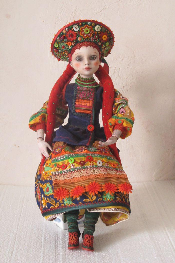 2014 Maroussia - by Anna Zueva