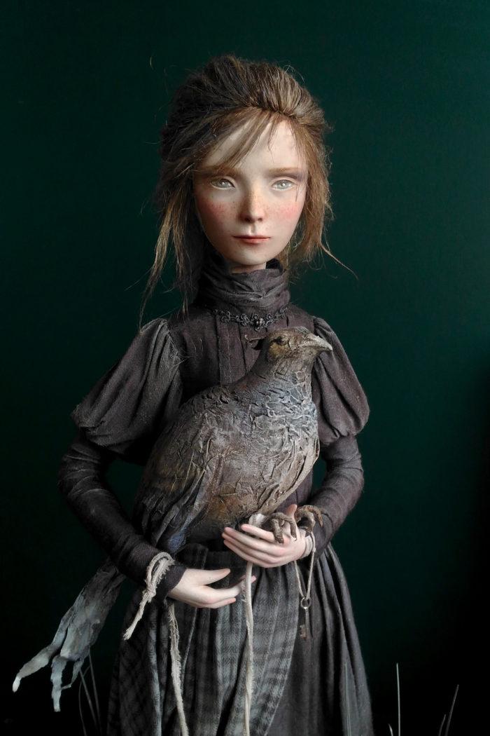 Tina and Bird