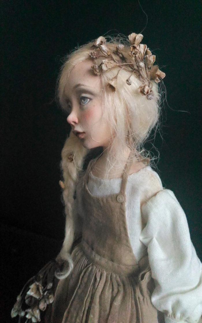 Twiggy — artdoll by Anna Zueva