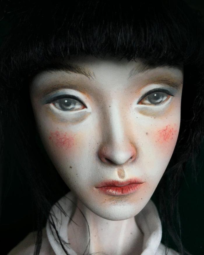 Mia - artist doll by Anna Zueva