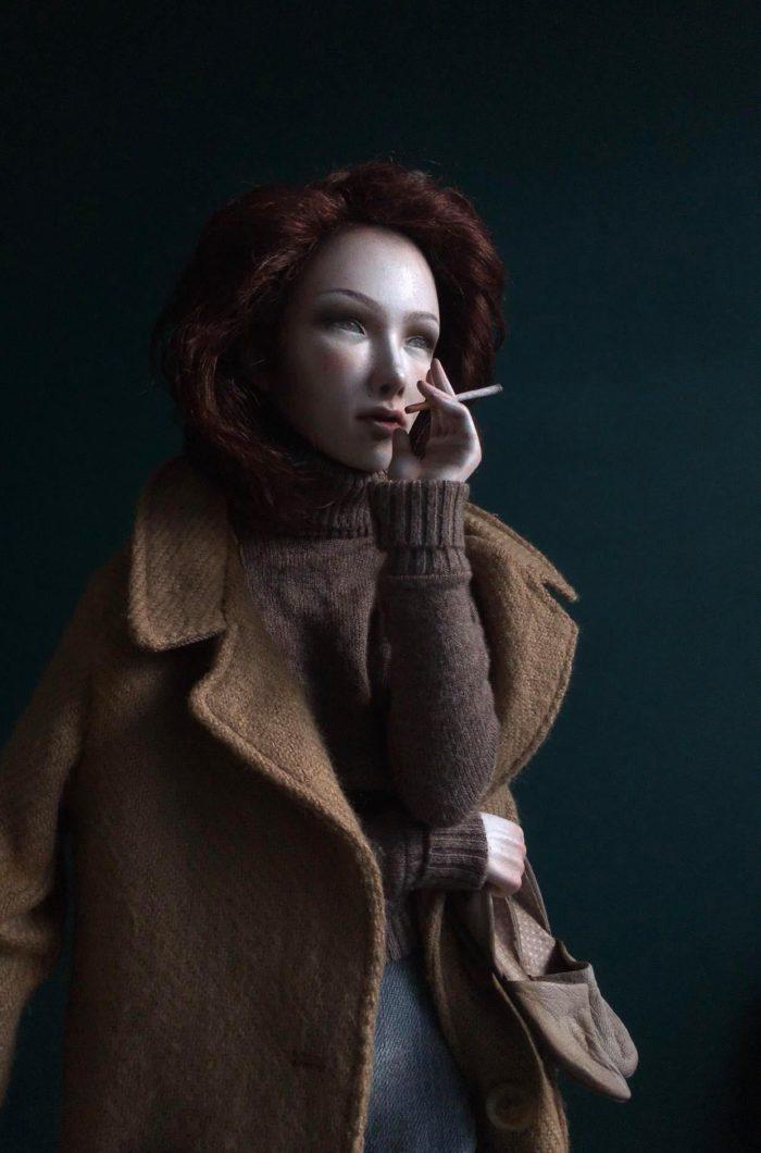 Baltic doll by Anna Zueva